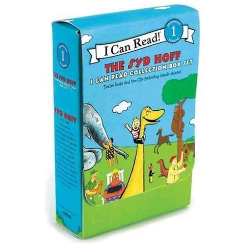 [원서] The Syd Hoff I Can Read Collection (Book & CD) Box Set 세트 Paperback+CD (미국판)