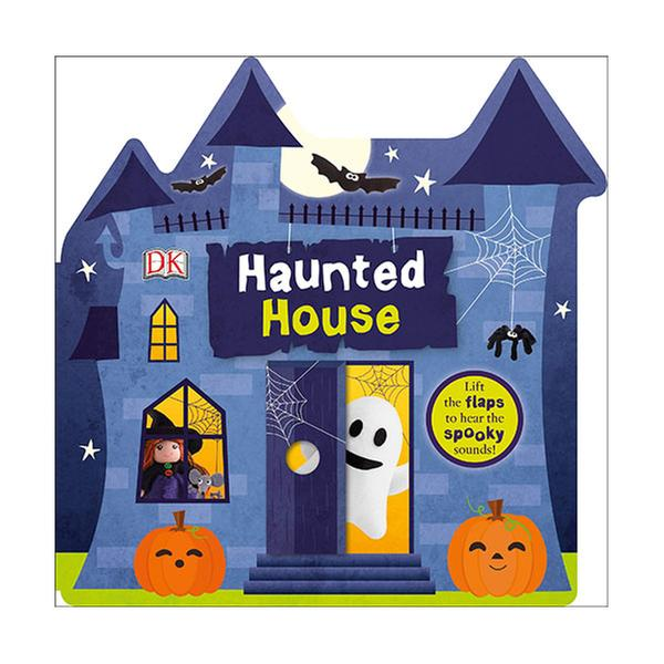 [원서] Haunted House (Board book)