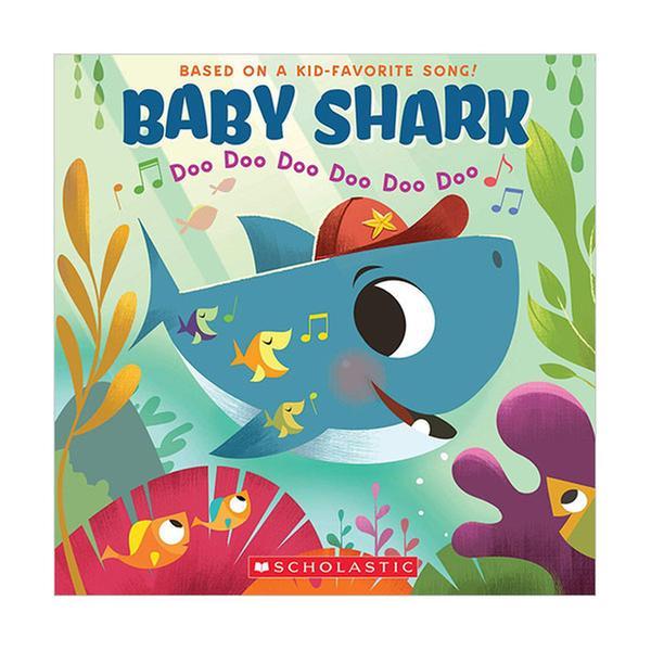 [원서] Baby Shark (Paperback)