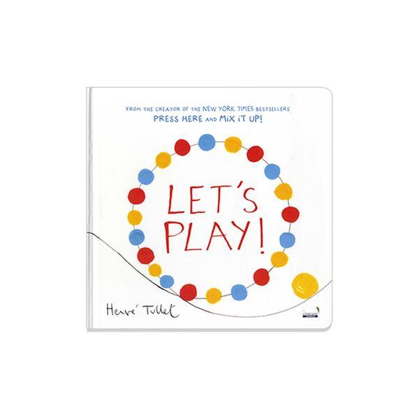 [원서] 에르베튈레 Let's Play! (Hardcover)