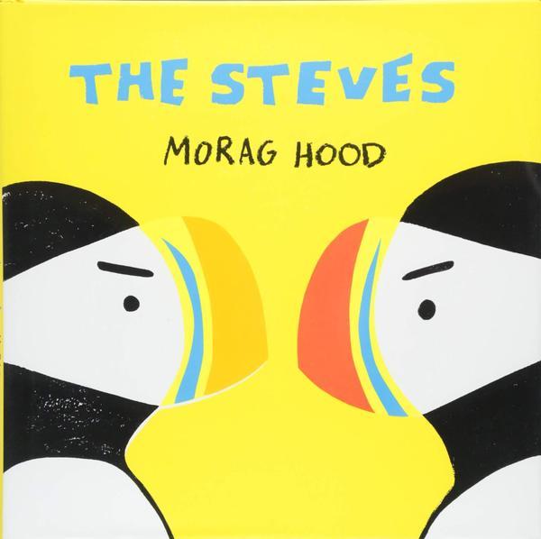 [원서] Morag Hood 시리즈 <The Steves>