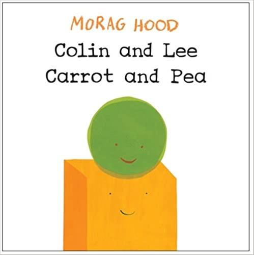 [원서] Morag Hood 시리즈 Colin and Lee Carrot and Pea