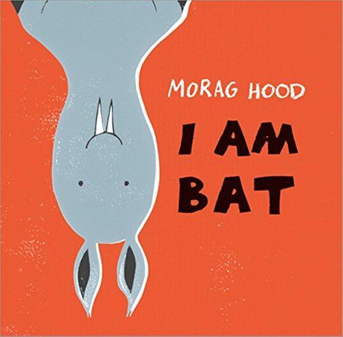 [원서] Morag Hood 시리즈 < I am Bat>