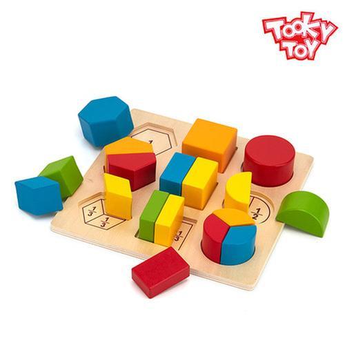[교구] 투키토이 - 모양조각퍼즐