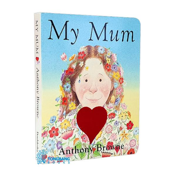 [원서] Anthony Browne : My Mum (Board Book / 영국판)