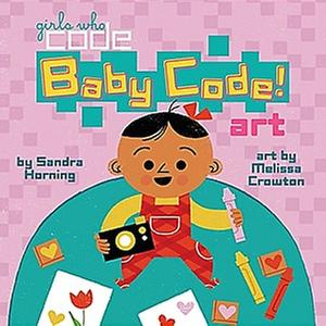 [원서] Baby Code! Art (Board Books)