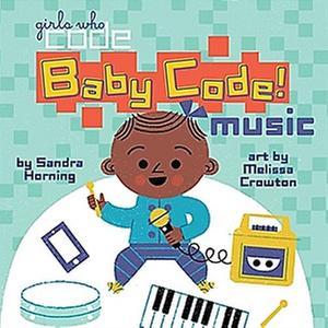 [원서] Baby Code! Music (Board Books)