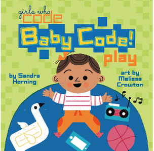 [원서] Baby Code! Play (Board Books)