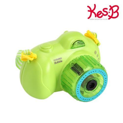 [토이] 캐스B - 버블 찰칵 카메라(비눗방울놀이)