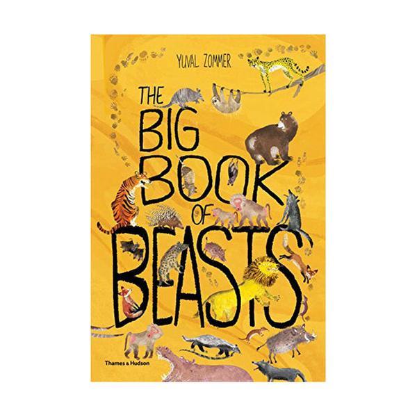 [원서] 빅북 The Big Book of Beasts (Hardcover)