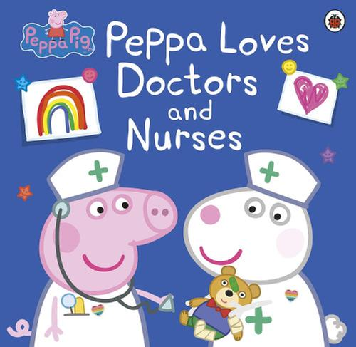 [원서] Peppa Loves Doctor and Nurses
