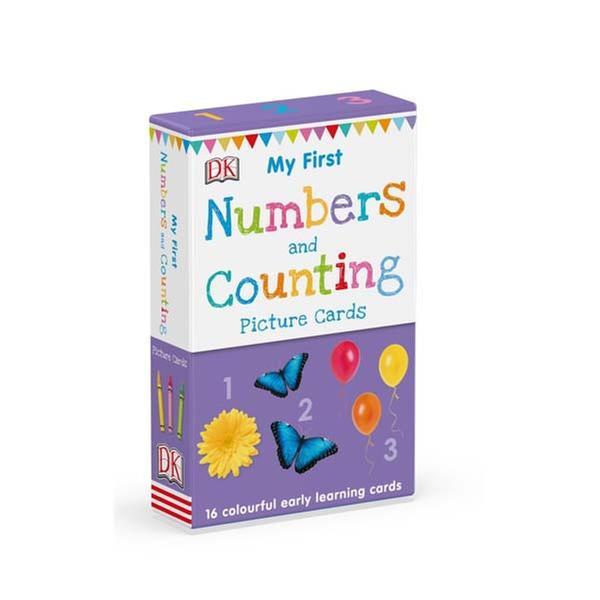 [원서] My First Numbers and Counting (Picture Cards, 영국판)