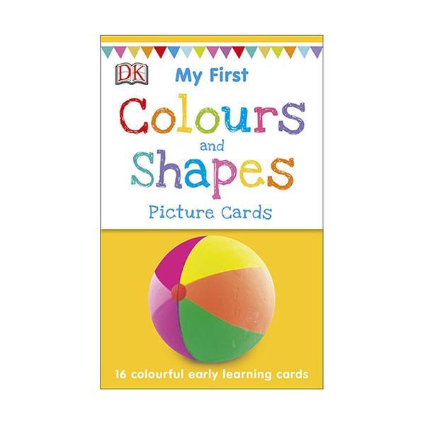 [원서] My First Colours & Shapes (Picture Cards, 영국판)