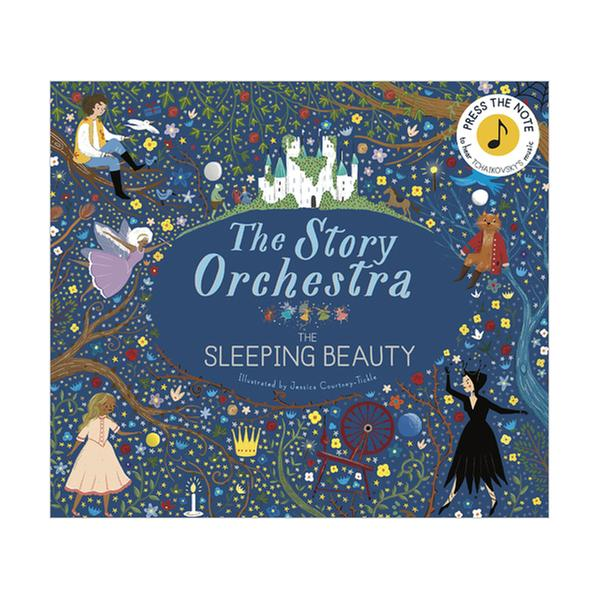 (원서) The Story Orchestra : The Sleeping Beauty (Hardcover, Sound Book, 영국판)
