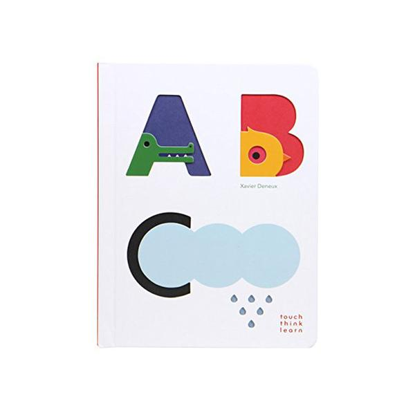 (원서)Touch Think Learn : ABC (Board book)