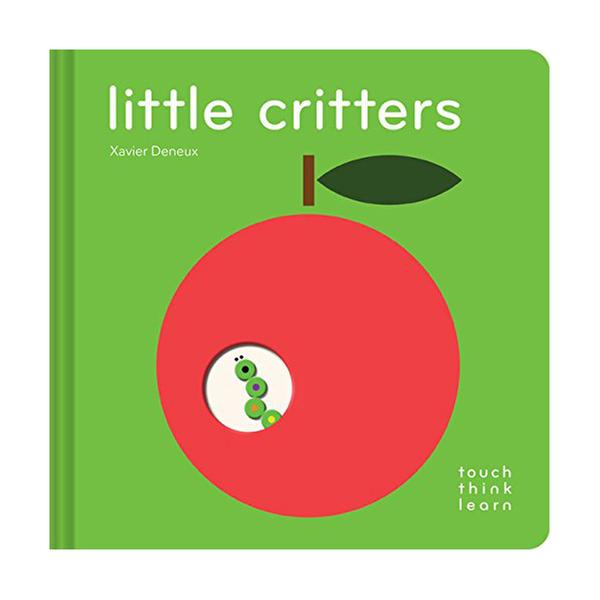 (원서)Touch Think Learn : Little Critters (Board book)