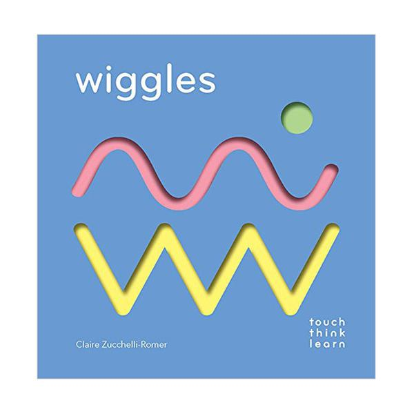(원서)Touch Think Learn : Wiggles (Board book)
