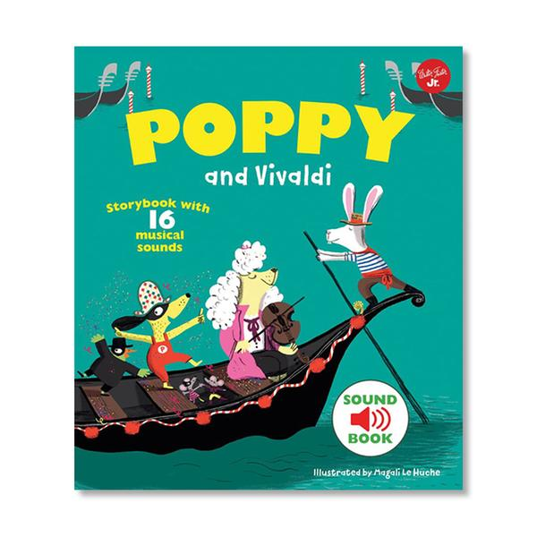 (원서)Poppy and Vivaldi : With 16 Musical Sounds! (Hardcover, 영국판)