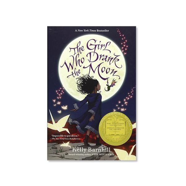 [원서] The Girl Who Drank the Moon (미국판) 달빛 마신 소녀