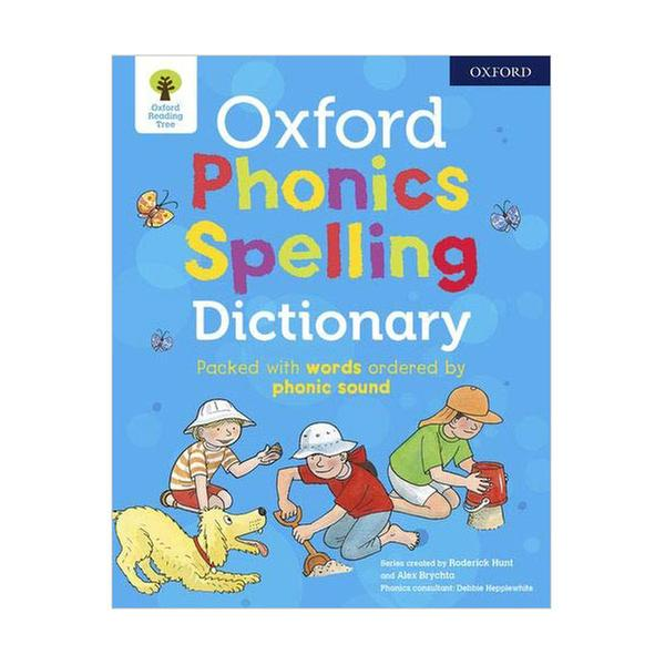 (원서) Oxford Phonics Tree : Oxford Phonics Spelling Dictionary(Paperback, 영국판)