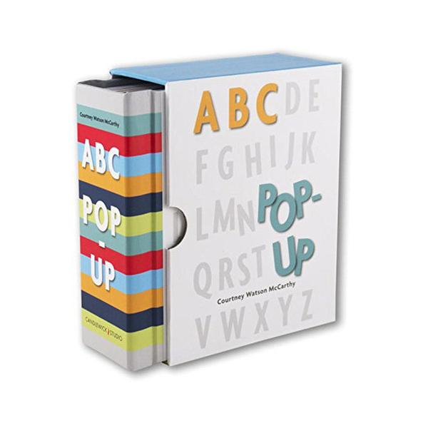 (원서) ABC Pop-Up (Hardcover)