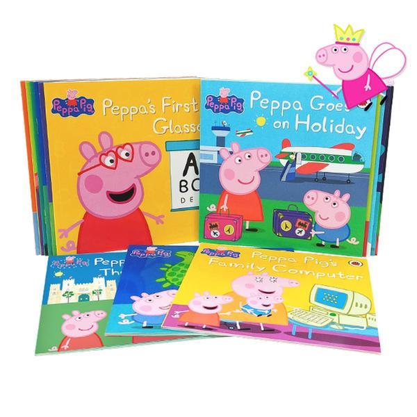 (원서)Peppa Pig 픽쳐북 13종 A 세트 (Paperback) (CD미포함)