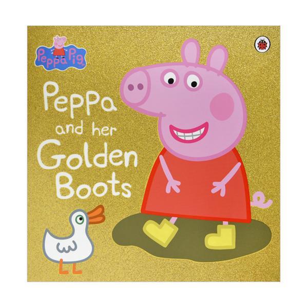 (원서)Peppa Pig : Peppa and Her Golden Boots (Paperback, 영국판)