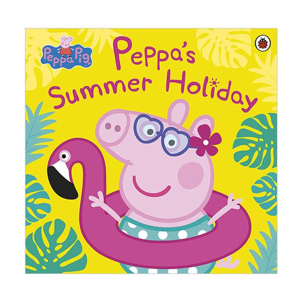 (원서)Peppa Pig : Peppa's Summer Holiday (Paperback, 영국판)