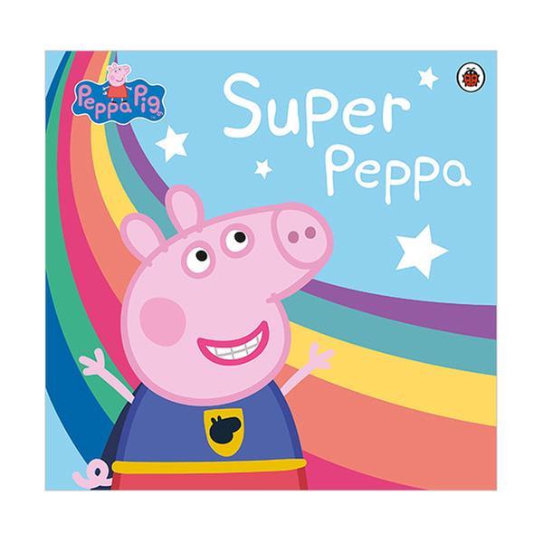 (원서)Peppa Pig : Super Peppa! (Paperback, 영국판)