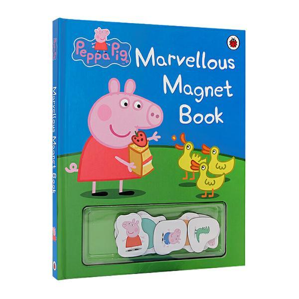 (원서)Peppa Pig : Marvellous Magnet Book (Hardcover, 영국판)