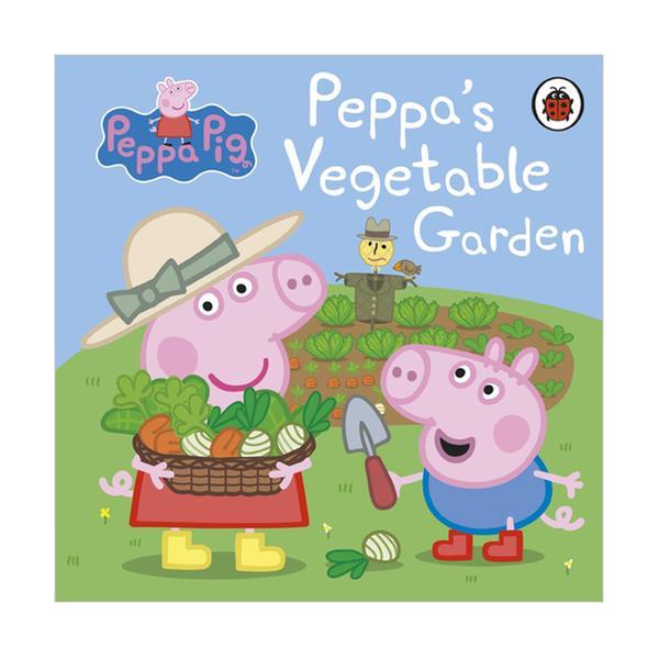 (원서)Peppa Pig : Peppa's Vegetable Garden (Board book, 영국판)