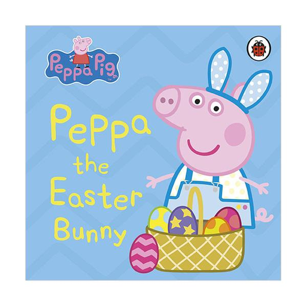 (원서)Peppa Pig : Peppa the Easter Bunny (Board book, 영국판)