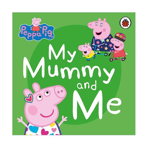 (원서)Peppa Pig : My Mummy and Me (Board book, 영국판)