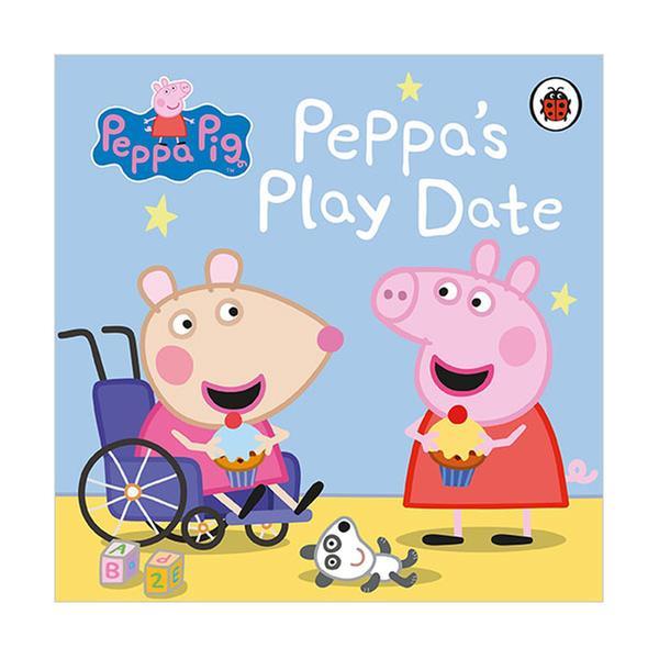 (원서)Peppa Pig : Peppa's Play Date (Board book, 영국판)