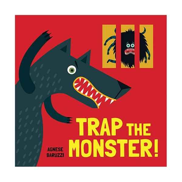 (원서)Trap the Monster (Board book)