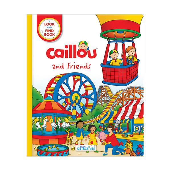 (원서)Caillou and Friends : Little Detectives (Board book)