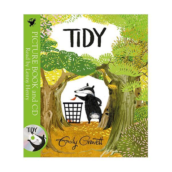 (원서)에밀리 그래빗 : Tidy (Paperback & CD, 영국판)