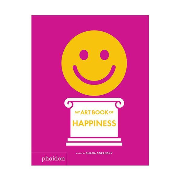 (원서)My Art Book of Happiness (Board book, 영국판)
