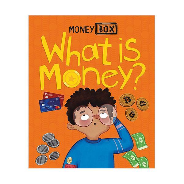(원서)Money Box : What Is Money? (Paperback, 영국판)