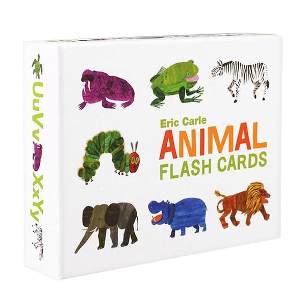 (원서)The World of Eric Carle : Animal Flash Cards (Cards)