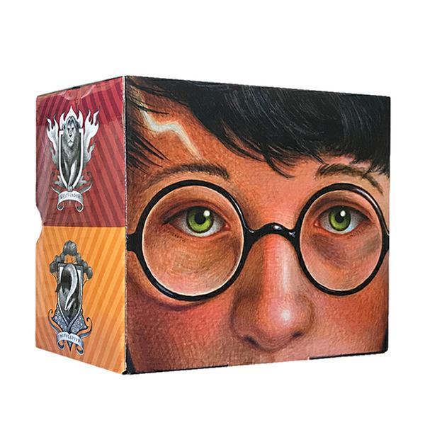(원서) [20주년판/미국판] 해리포터 Harry Potter #01-7 Special Edition Boxed Set (Paperback)(CD미포함)