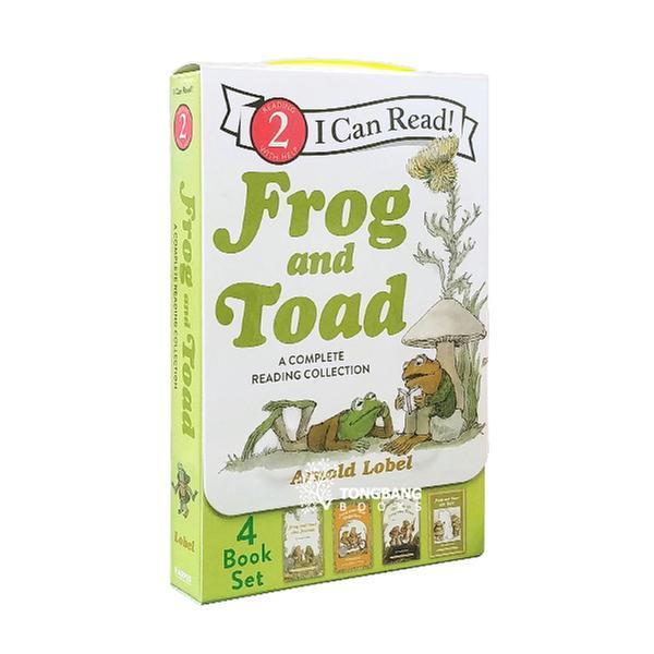 (원서) I Can Read 2 : Frog and Toad : A Complete Reading Collection (Paperback) (CD미포함)