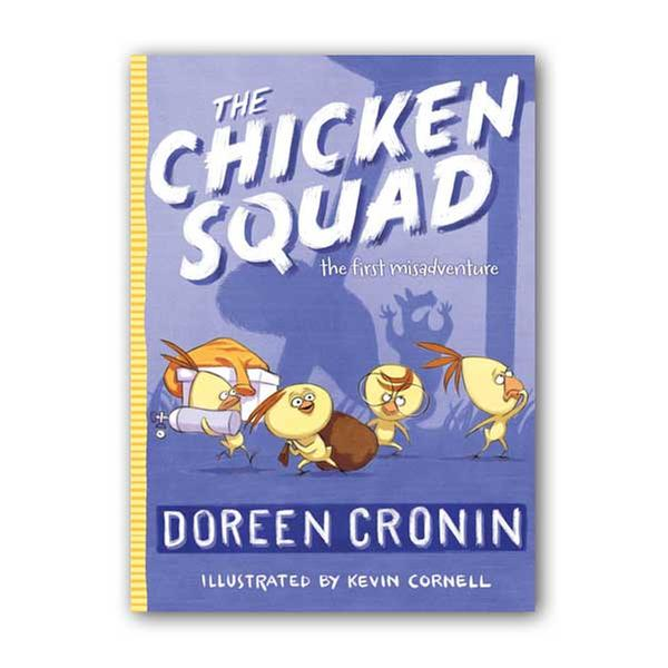 (원서) The Chicken Squad #01 : The First Misadventure (Paperback)