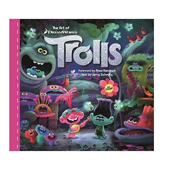 (원서) The Art of DreamWorks Trolls (Hardcover)