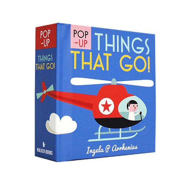 (원서) Pop-up Things That Go! (Pop up book)