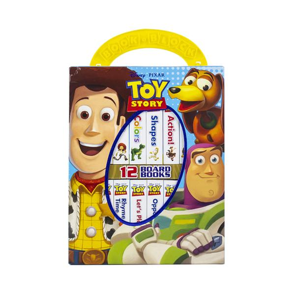 (원서) Disney Toy Story : My First Library Board Book Block 12 Book Set (Board book)
