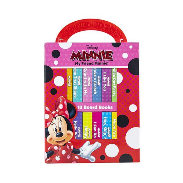 (원서) Disney My Friend Minnie Mouse : Book Block 12 Book Set (Board book)