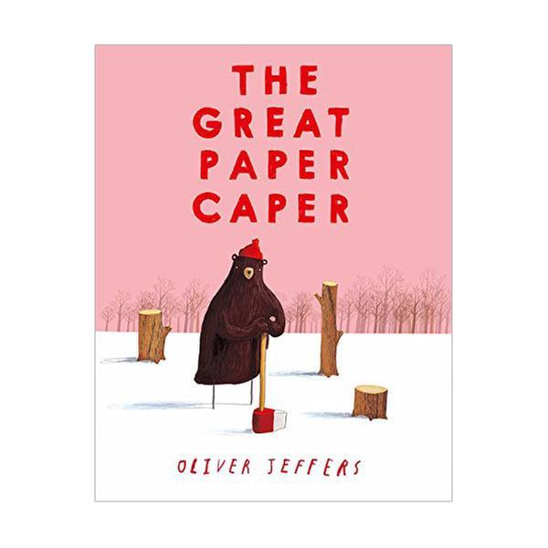 (원서)Oliver Jeffers : The Great Paper Caper (Paperback, 영국판)