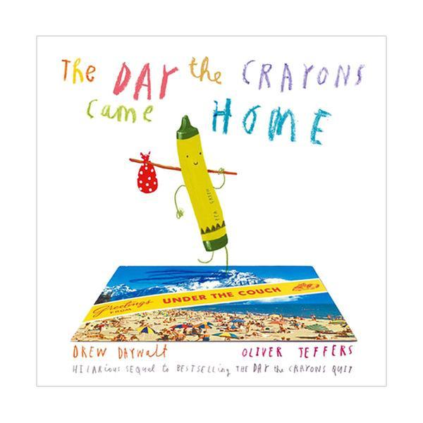 (원서)Oliver Jeffers : The Day the Crayons Came Home (Paperback, 영국판)