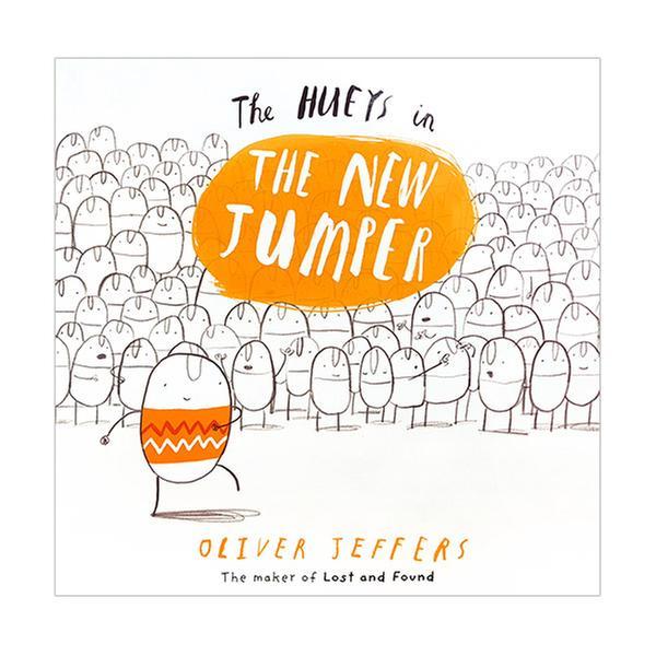 (원서)Oliver Jeffers : The Hueys in The New Jumper (Paperback, 영국판)